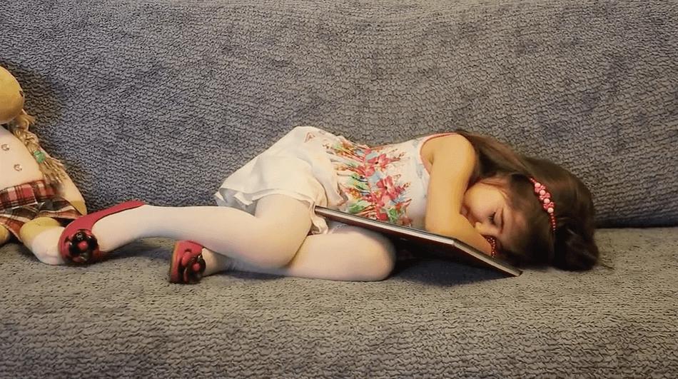 Как поместить ребенка в волшебную сказку