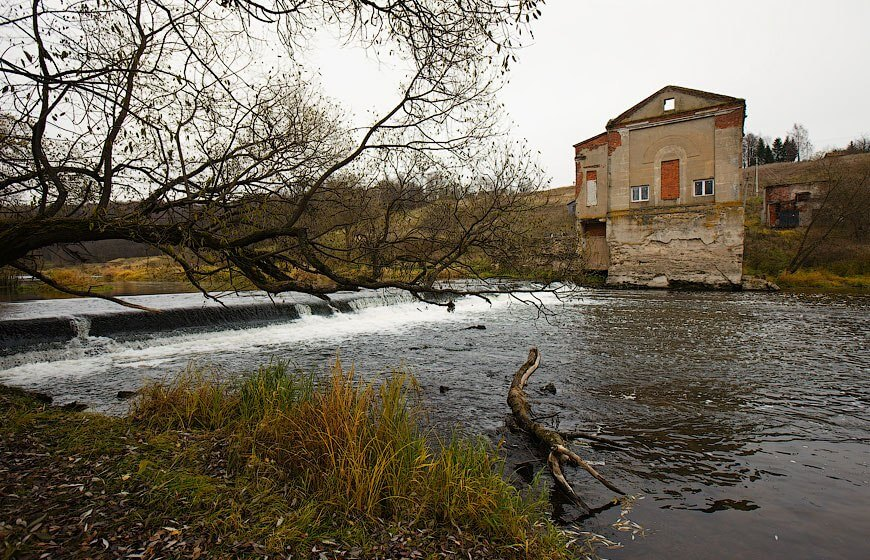 Булгаковская ГЭС
