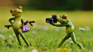 Как не стесняться и раскрепоститься перед видеокамерой