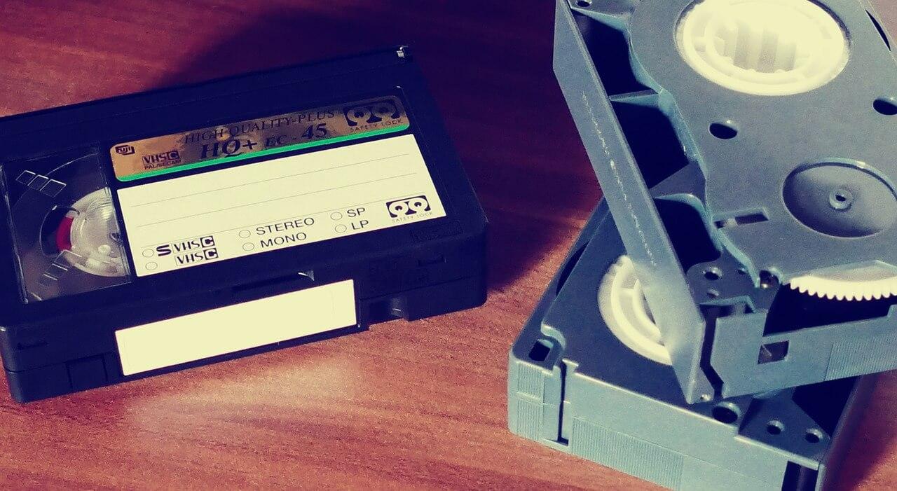 Старые видеозаписи