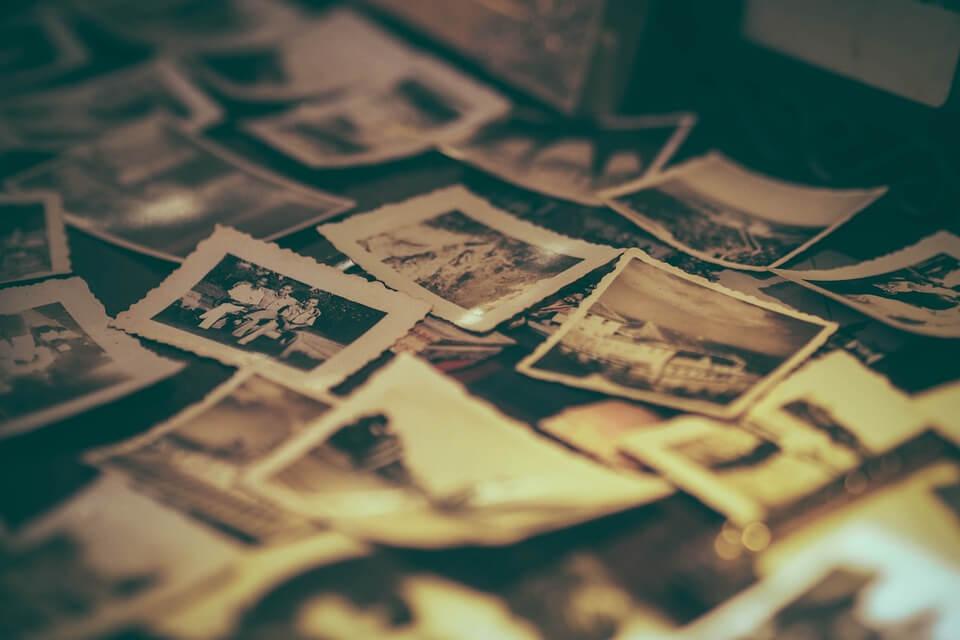 много много фотографий