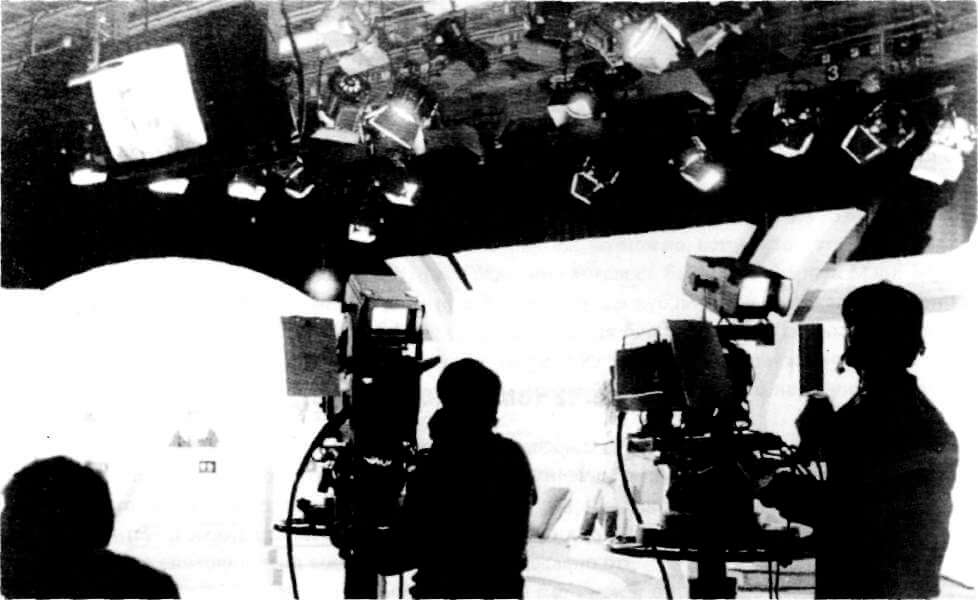 Композиция кадра в кино и на телевидении. Питер Уорд
