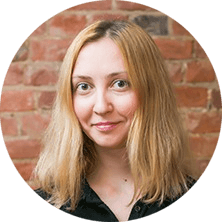 Елена Генералова, сценарист и интервьюер