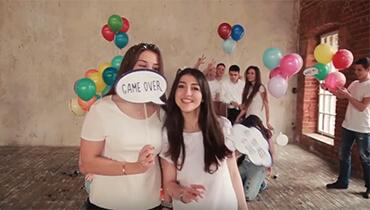 Видео поздравление от друзей на свадьбу