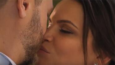 Очень красивый свадебный клип Ирины и Олега