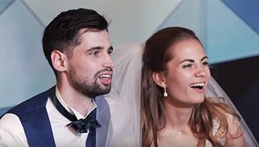 Свадебный клип Никиты и Антонины