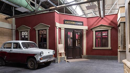 Открылся новый кинопавильон в Москве