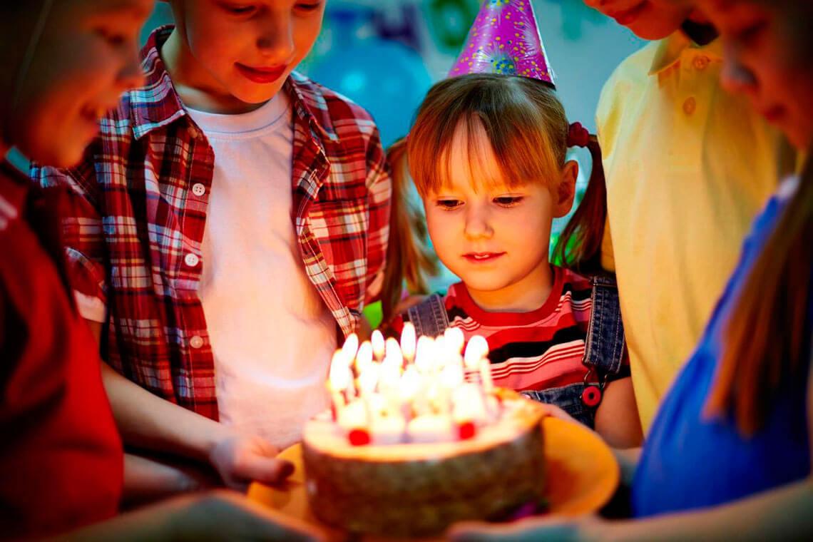Домашний день рождения