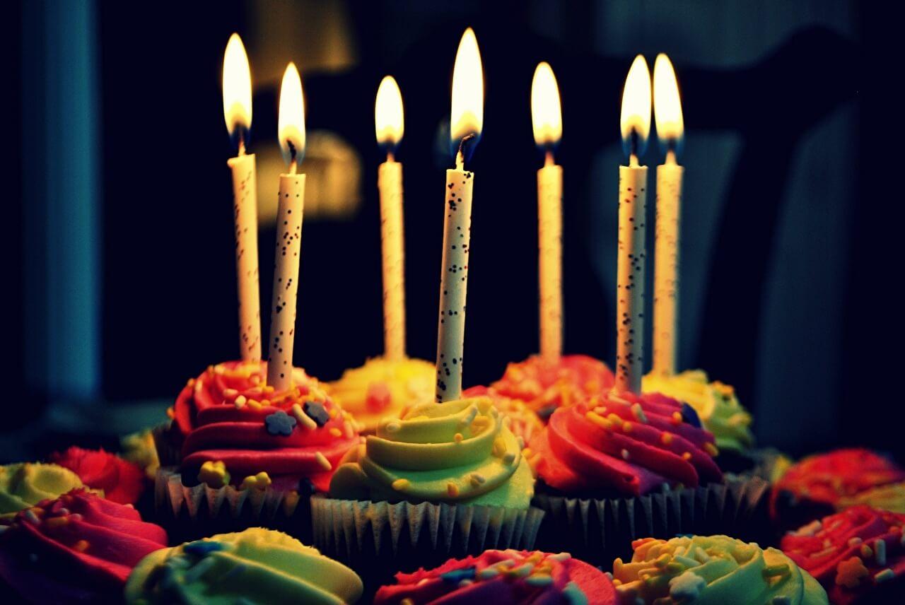 День рождения (не юбилей)