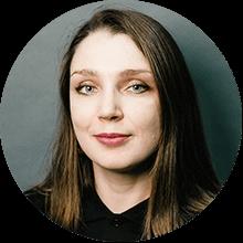 Алена Шорохова, монтажёр