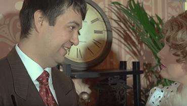 Выездная киностудия на новогодний корпоратив в стиле советских фильмов