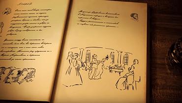 Рекламный видео ролик для корпоративного клиента Дубровский