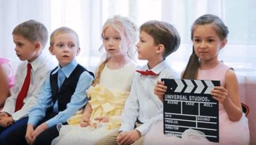 Видеосъемка выпускного в детском саду 501