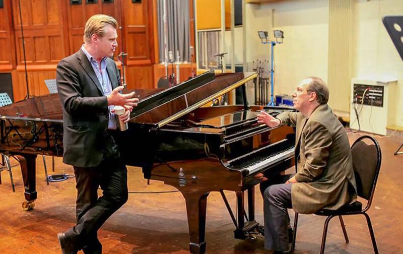 Можете ли вы представить себе фильм Кристофера Нолана без музыки Ханса Циммера?