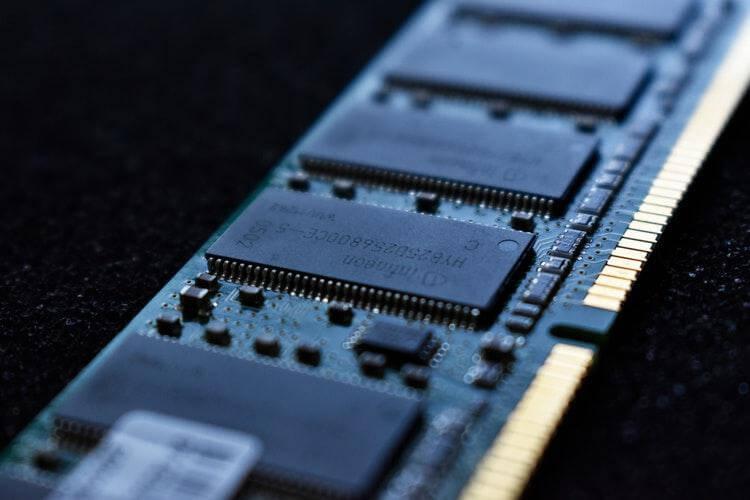 Большой объем оперативной памяти