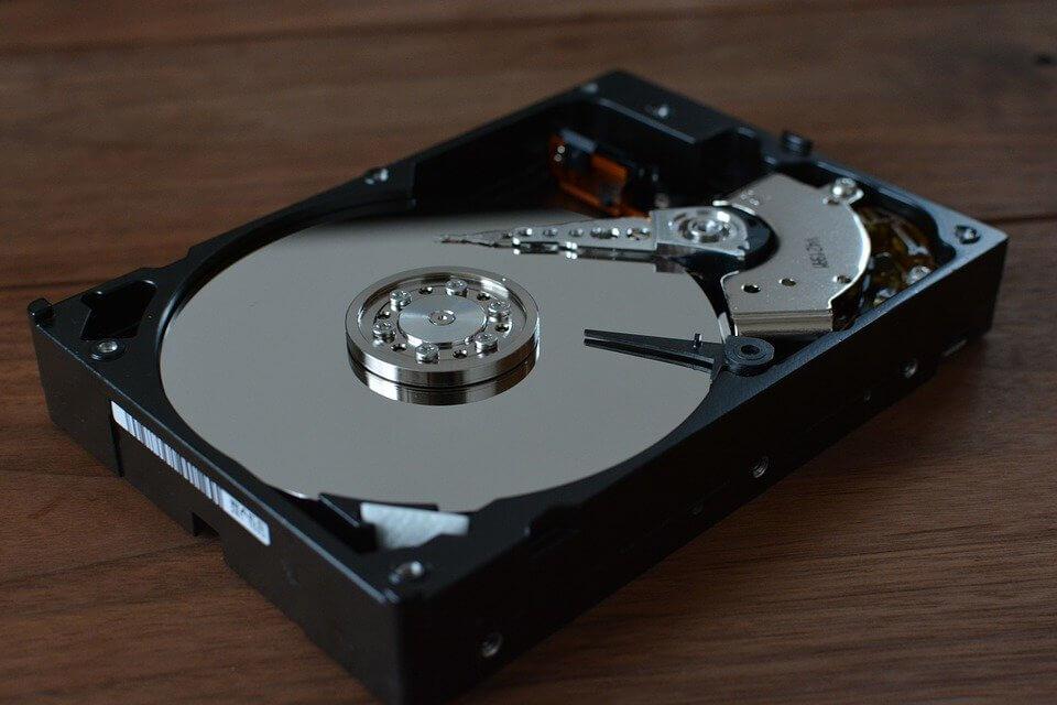 Мощный жесткий диск