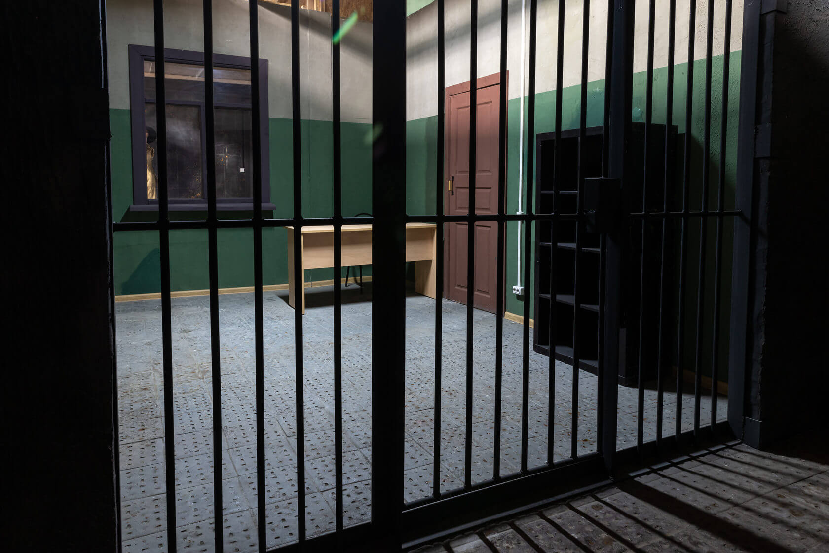 Тюремная камера