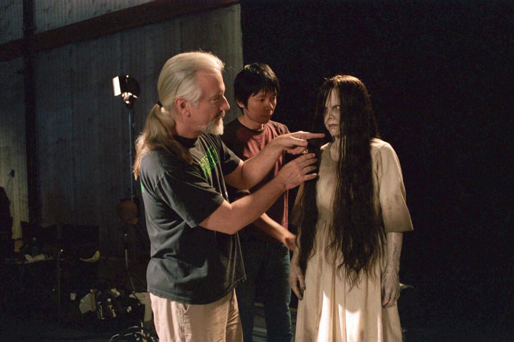 На съемочной площадке фильма Звонок