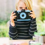 Первая камера в жизни ребенка