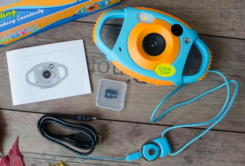 Amkov Kids Creative Camera
