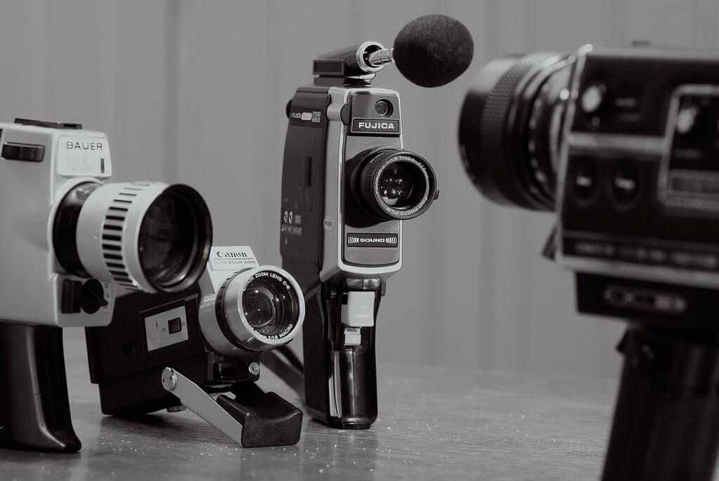 Обработка видео в стилистике VHS кассет