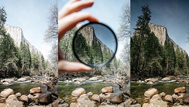 Какие бывают фильтры для объективов
