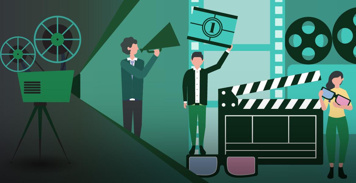Этапы организации съемочного процесса