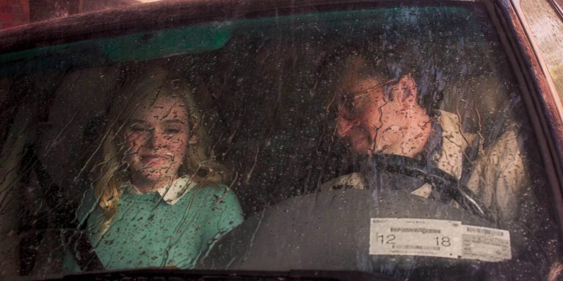 кадры из фильма Дождливый день в Нью-Йорке, реж. Вуди Аллен