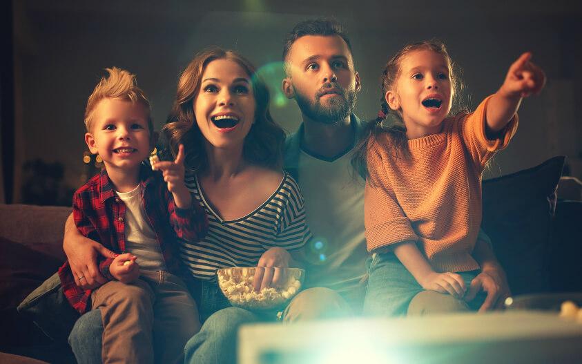фильмы вместе с детьми