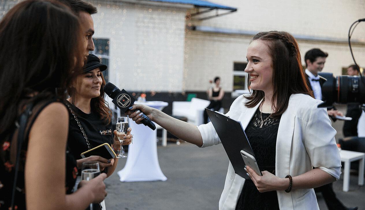 Как сделать интересное интервью