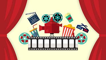 Идеи и предложения для праздника с темой кино