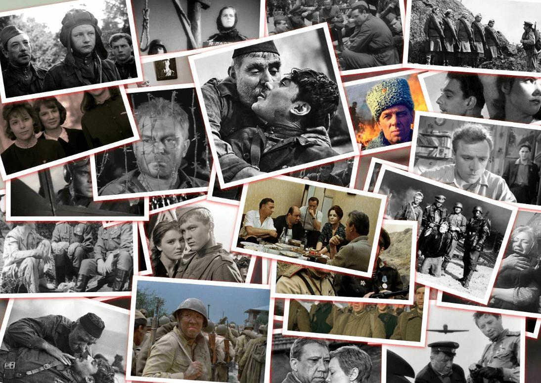 К 75-летию Победы мы подготовили подборку отечественных и зарубежных кинолент, посвящённых Второй мировой войн