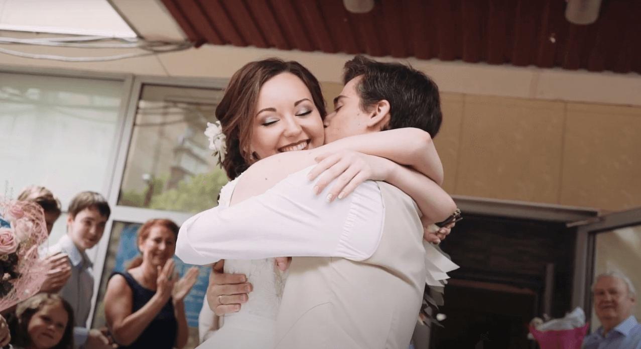 Свадебный фильм дистанционно