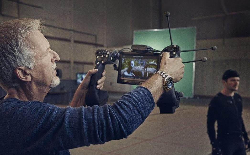 Для фильма Аватар была разработана система simulcam