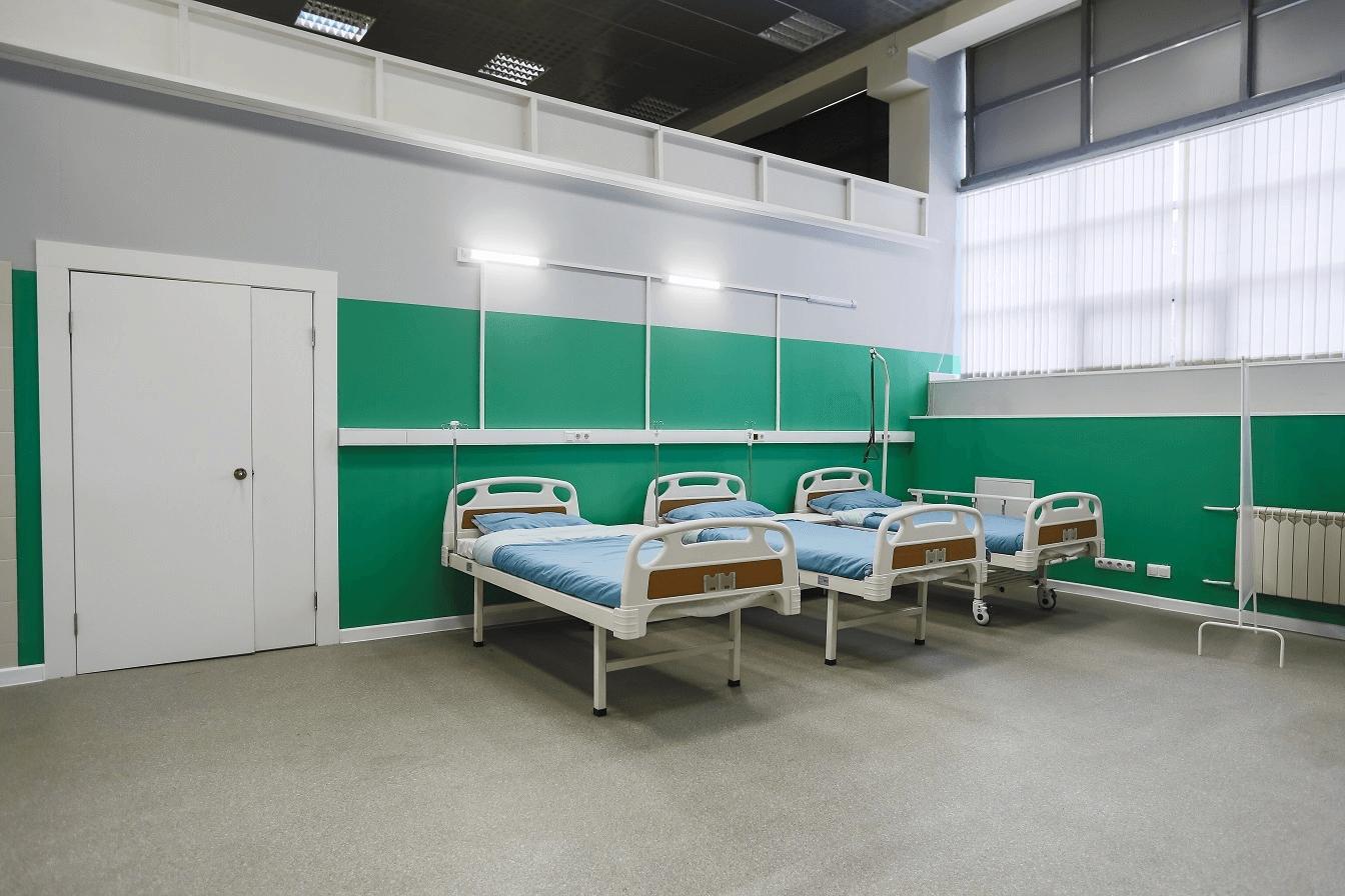 Локация Больничная палата