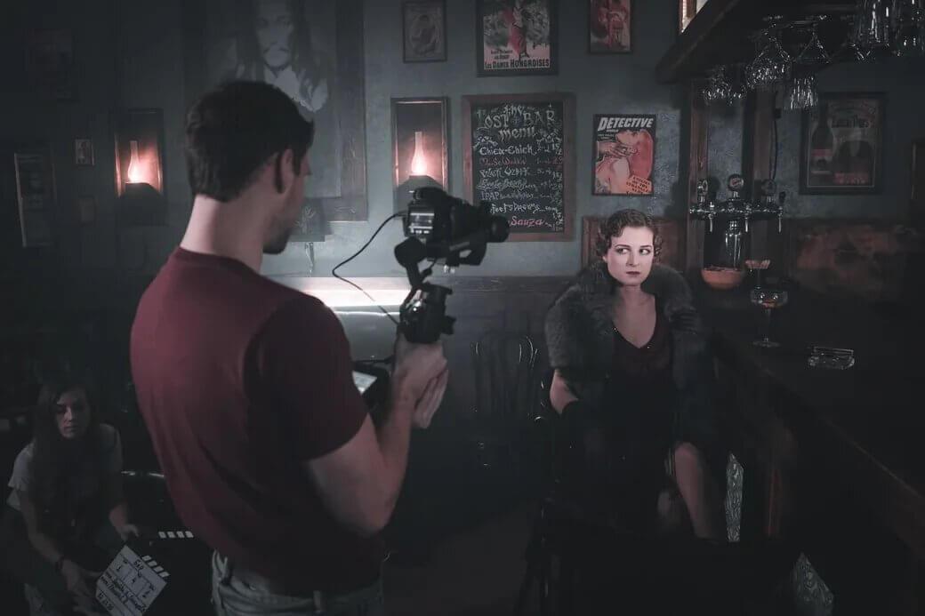 Правильный макияж для видеосъемки