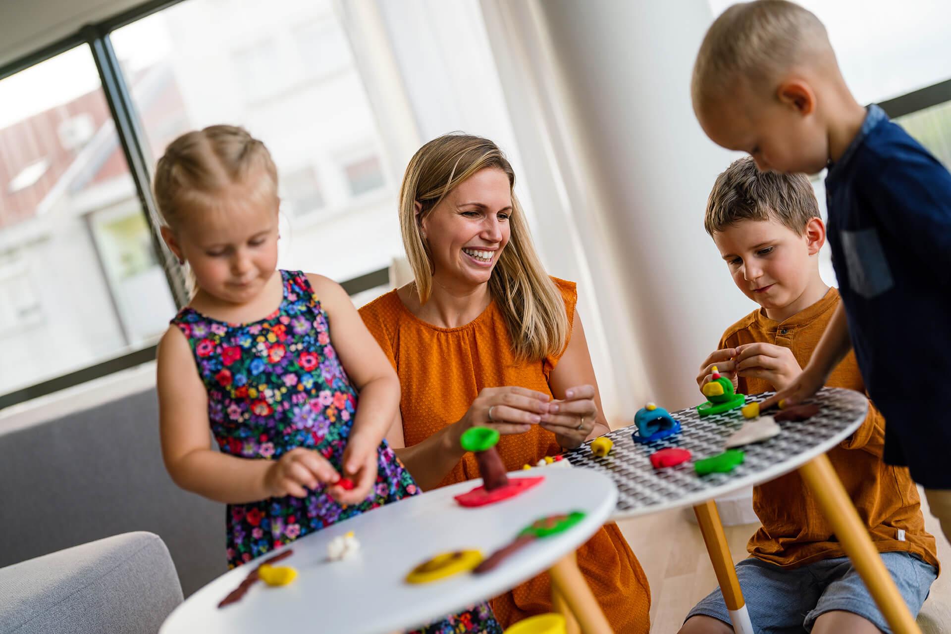 фото и видеосъемка в детском саду