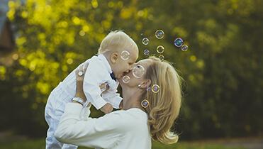 10 идей для съемки малыша