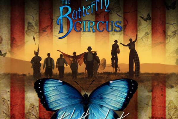 Цирк Бабочка - Владелец цирка вовремя своего путешествия встречает человека безконечностей, которогоэксплуатируют вшоууродов